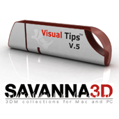 Rhino 5.0 Visual Tips & Tricks with Savanna3D