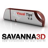 Rhino 5.0 Visual Tips & Tricks with Savanna3D