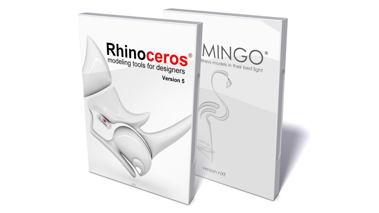 Rhino Modeling and Rendering Bundle